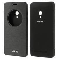 Flipové pouzdro na Asus Zenfone 5 - černé