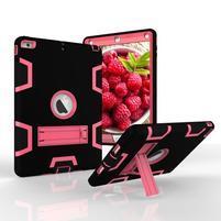 Hybridní odolný obal na iPad Air - rose