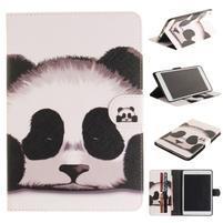 Patty klopové pouzdro na iPad Air - panda