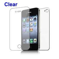 Přední a zadní fólie na iPhone 4 a iPhone 4s