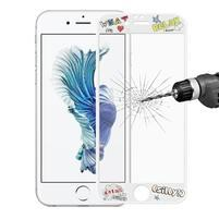 3D glass celoplošné ochranné tvrzené sklo na iPhone 6 Plus a 6s Plus - relax