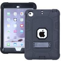 Protect odolný hybridní obal na iPad mini / iPad mini 2 / iPad mini 3 - černý