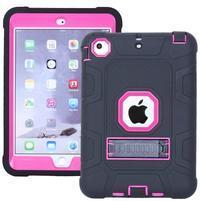 Protect odolný hybridní obal na iPad mini / iPad mini 2 / iPad mini 3 - rose