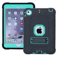 Protect odolný hybridní obal na iPad mini / iPad mini 2 / iPad mini 3 - zelený