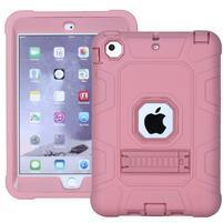 Protect odolný hybridní obal na iPad mini / iPad mini 2 / iPad mini 3 - rosegold