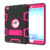 Full hybridní odolný obal na iPad mini 3 / iPad mini 2 / iPad mini - rose