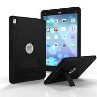 Stand hybridní odolný obal na iPad Pro 9.7 - černý