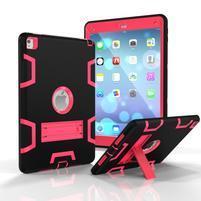 Stand hybridní odolný obal na iPad Pro 9.7 - rose