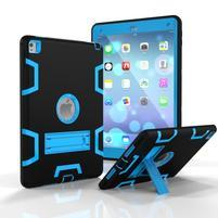 Stand hybridní odolný obal na iPad Pro 9.7 - modrý