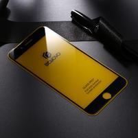 BNX celoplošné tvrzené sklo na iPhone 7 Plus a iPhone 8 Plus - černé