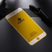 BNX celoplošné tvrzené sklo na iPhone 7 Plus a iPhone 8 Plus - bílé