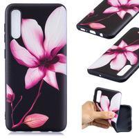Patt gelový obal na Samsung Galaxy A50 - krásná květina
