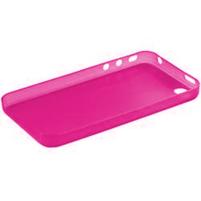 Gelové matné pouzdro na Apple iPhone 4, 4S- růžové
