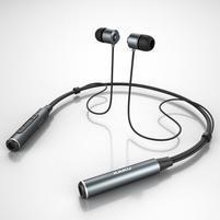 RX7 magnetická bezdrátová špuntová sluchátka s handsfree - tmavěšedá