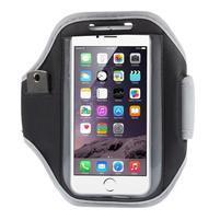 Absorb fitness pouzdro na ruku pro telefony do 145*80 mm - šedé
