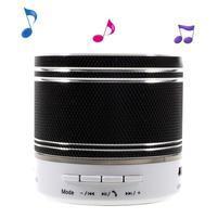 FunMusic stereo bezdrátový reproduktor s hands-free - černý