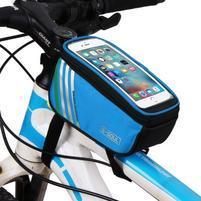 SoulCycle brašna na kolo pro telefony do 170 x 85mm - modrá