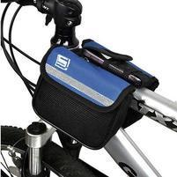 Víceúčelová brašna na kolo pro mobilní telefony do 95 x 45 mm