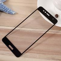 F9X fixační celoplošné tvrzené sklo na Asus Zenfone 3 Max ZC520TL - černý lem
