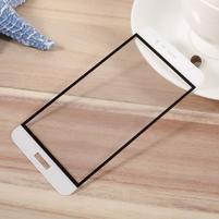 F9X fixační celoplošné tvrzené sklo na Asus Zenfone 3 Max ZC520TL - bílý lem
