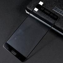 Celoplošné fixační tvrzené sklo na Nokia 6 - černý lem