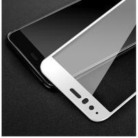 GTX fixační celoplošné tvrzené sklo na Huawei P10 - bílý lem