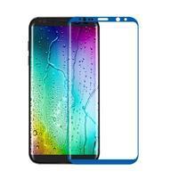 FFScreen celoplošné fixační tvrzené sklo na displej telefonu Samsung Galaxy S8+ - modrý lem
