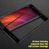 IM fixační celoplošné tvrzené sklo na Xiaomi Mi6 - černý lem