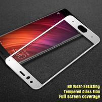 IM fixační celoplošné tvrzené sklo na Xiaomi Mi6 - bílý lem