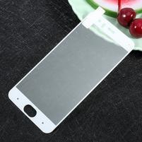 Full fixační celoplošné tvrzené sklo na Xiaomi Mi6 - bílý lem