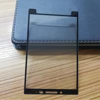 MCL celoplošné tvrzené sklo na BlackBerry Key2 - černé