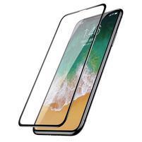 Kong celoplošné ochranné sklo na mobil iPhone X