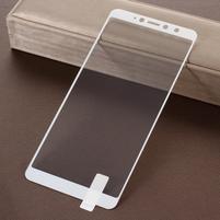 FST ochranné celoplošné sklo na Xiaomi Redmi S2 - bílé