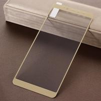 FST ochranné celoplošné sklo na Xiaomi Redmi S2 - zlaté