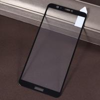 RUR celoplošné sklo na mobil Huawei P Smart - černé