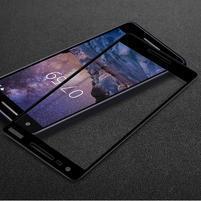 IMK celoplošné sklo na mobil Nokia 2.1 - černé