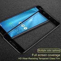IMK celoplošné tvrzené sklo na displej Asus Zenfone 3 Max ZC553KL - černé