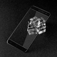 IMK celoplošné tvrzené sklo na Asus Zenfone 3 ZE520KL - černý lem