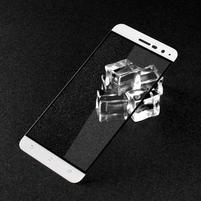 IMK celoplošné tvrzené sklo na Asus Zenfone 3 ZE520KL - bílý lem