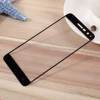 SPX celoplošné tvrzené sklo na Asus Zenfone 3 ZE520KL - černé