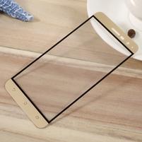SPX celoplošné tvrzené sklo na Asus Zenfone 3 ZE520KL - zlaté