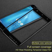 IMK celoplošné tvrzené sklo na displej Asus Zenfone 3 Zoom ZE553KL - černý lem