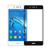 MLC celoplošné tvrzené sklo na displej Huawei Nova Smart - černý lem