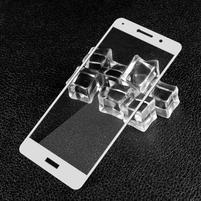 IMK celoplošné tvrzené sklo na Honor 6X - bilý lem