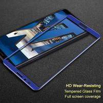 IMK celoplošné tvrzené sklo na Honor 7X - modré
