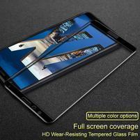 IMK celoplošné tvrzené sklo na Honor 7X - černé