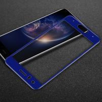 IMK celoplošné tvrzené sklo na displej Honor 9 - modré