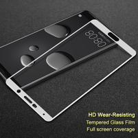 IMK celoplošné tvrzené sklo na Huawei Mate 10 - bílé