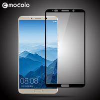 MLC celoplošné tvrzené sklo na Huawei Mate 10 - černý lem