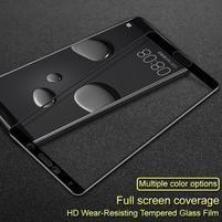 IMK celoplošné tvrzené sklo na Huawei Mate 10 - černé